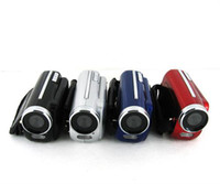 Wholesale 12MP inch TFT LCD Digital Video Camera X Zoom MP With LED Flash Light DV139