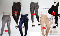 Wholesale Fashion Women s Or Girls Apparel Harem Pants Haren pants Mix Order Accepted Pants Capris Women s Clothing