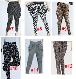 Wholesale Fashion Women Yoga Harem Pants Yoga pants for women Haren pants Mix Order Accepted