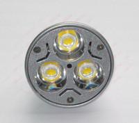 Wholesale High Power W CREE LED CHIP MR16 GU10 E27 E26 E14 B22 LED SPOT LIGHT BULB SPOT LAMP