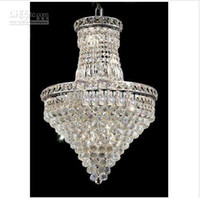 Wholesale Hot Sale Crystal chandelier Crystal Light Pendant Lighting cmWx68cmH ShowSun Lighting