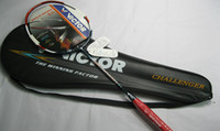 Wholesale Victor badminton racket badminton racquet Brave Sword BS168 carbon fibre piece