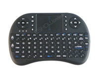 Wholesale New G Mini Wireless Keyboard with Touchpad Keyboard Mouse Combo K0080A