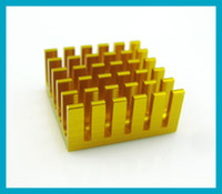 Wholesale 10pcs Aluminum Heat Sink x22x10mm IC Radiator