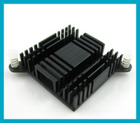 Wholesale 38x38x10mm Aluminum Heat Sink IC Radiator