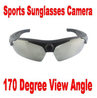 Cheap 720P HD Spy Sunglasses Sports Glasses Camera Camcorder Mini DVR 170 Wide Angel Eyewear 1pc