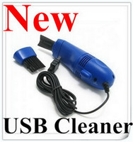 Wholesale MINI USB Vacuum Keyboard Cleaner for PC Laptop Computer other electronics