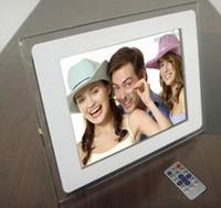 Wholesale Hot Inch LCD Digital Picture Photo Frame MP3 GB SD Gift for Birthday Xmas