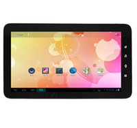 Wholesale ZTPad C91 ZT inch Android Capacitive multi touch Cortex A9 Tablet PC with GB card
