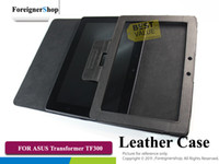 Wholesale Folio PU Leather Case For ASUS Eee Pad Transformer TF300 TF300T Tablet PC Stand Cover