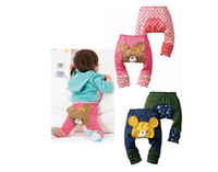 Wholesale Baby Kid Pants PP Leggings pp pants warmer tight kids legging toddler Tights