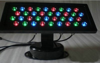 Wholesale ship by DHL W LED RGB LED WALL WASHER LED Stage Light LED Floodlight LED Wash Light