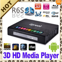 Wholesale Egreat R6S D Full HD p HDMI Blu Ray ISO Media Player Realtek WIFI
