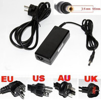 Wholesale DC V A Power Adapter Supply Cord W AC100 V jack mm for LED Strip and LCD changer