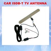 Precio de Car antenna amplifier-envío libre Antena activa ISDB-T TV Digital coche con amplificador especial para Japón y Brasil