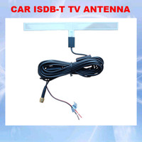Wholesale ISDB T Digital Car TV Active Antenna with Amplifier special for Japan and Brazil