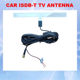 ISDB-T Digital Car TV Active Antenna with Amplifier special for Japan and Brazil