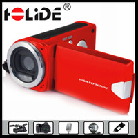 Wholesale 3pcs Hotcakes Inch DV327 Sport Camera LCD Digital Camera X Zoom MP CMOS High Definition