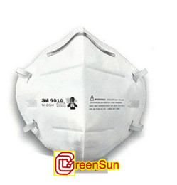 Wholesale 50pcs M N95 Particulate Respirator Face MASK filter individually wrapped