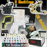 Wholesale Factory Direct Sales Professional Tattoo Kit Supply For Sale