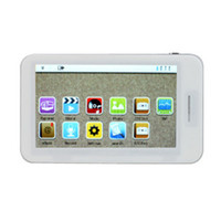 Wholesale Inch Touchscreen fashion style mp3 MP4 Player GB White Black