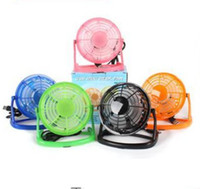 Wholesale Super Mute Cooling Fan Mini Portable PC USB Cooler Desk Fan