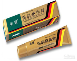 Wholesale wound care burn treatment amp ulcer treatment MEBO Wound Ointment burn wound ulcer treatmen