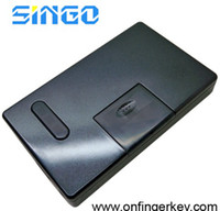 Wholesale fingeprint Hard disk case drive encryption enlosure cover any capacity quot G gift HDD premium