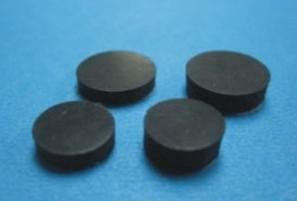 Perfect Neoprene Silicone ECO Friendly Popular Self Adhesive Anti Slip Stick Round  Rubber Pads Furniture