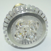 Led Spot Light GU10 E27 LED Spotlight 4W 85- 265V , Warm Whit...