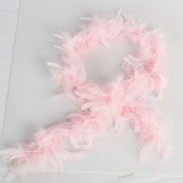 Wholesale Feather Boas Child s Princess Dress Up Pink Ship From USA F1001PI