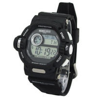 Wholesale 2012 New Arrival Fashion Digtal Sports Watch Men Sports Watches