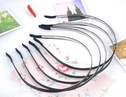 Wholesale DIY mix styles metal headband hairband hair band natural fashion by