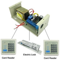 Wholesale 4 In Full Access Control Keypad Systems with Card Readers