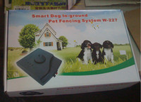 Wholesale 10pcs Electronic Dog Fencing System Smart Dog In ground Pet Fencing System wireless pet fence