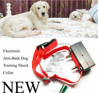 Wholesale Anti Bark Dog Control Collar bark stop collar dog Terminator bark terminator