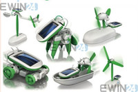 Wholesale New In Educational Solar Toys Kit Robot Chameleon Valueable Solar Chameleon Kit