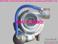 Wholesale RHF5 VIDH VP24 Turbocharger for ISUZU Qingling P Diesel Truck Pick up SUV KH1T L