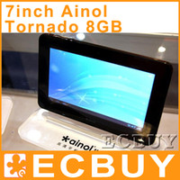 Wholesale Ainol Novo7 Tornados Tablet PC ELF II Aurora II quot Capacitive Adroid GB GB NOVO Tornado