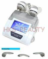 Wholesale 3 in Desktop Ultrasonic Liposuction Cavitation Machine Radio Frequency HKS B810