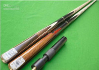 Wholesale LP square Taiwan newest cue the snooker colour black cue nvb