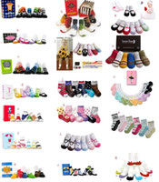 Wholesale Factory Supply Baby Shoe Socks Infant Toddler Sneakers Girl Shoe Socks Trumpette Sweet Feet Assorted