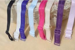 Wholesale Ladies fashion Sexy Style ADJUSTABLE BRA BELT SHOULDER STRAP multi color available simple de