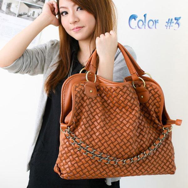 Hot Women's Big Bags New Fashion Bags Chain Women Handbag Shoudler ...