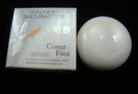 Wholesale AY005 High quality brand cosmetics Meiko Naturactor Cover Face beinu