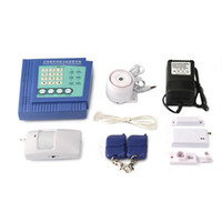 Wholesale Burglar Security Auto dial Infrared Alarm System