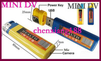 Wholesale Cheap Mini Lighter DV Hidden Camera Video Camcorder AVI USB Drive with SD Card Slot