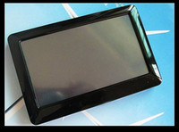 Wholesale T13 inch HD definition touch screen real gb gb Mp4 Mp5 player TV out Video FM radio