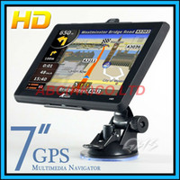 Wholesale Car GPS Inch Navigation System GB Free World Map FM Win CE