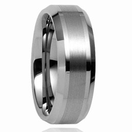 Awsome WRY-1019 Tungsten Carbide Rings Wedding Tungsten Ring Sample 1 piece